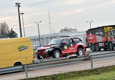 Première étape du Dakar 2017 avec Philippe Croizon