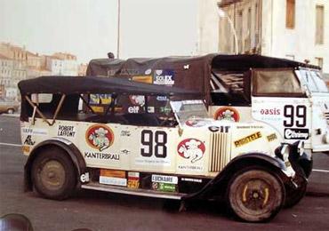 Les dates d'un rallye de légende, le Dakar