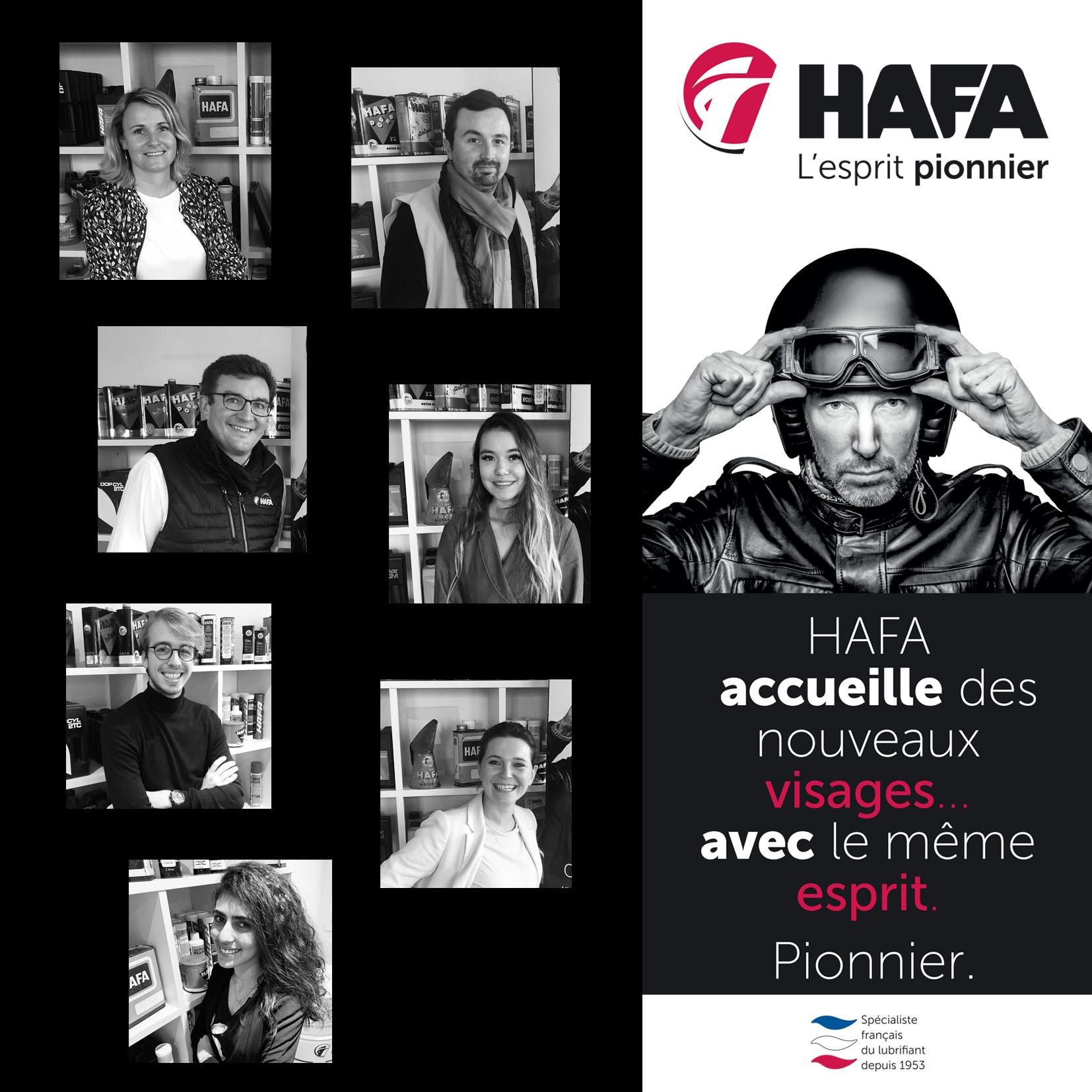 Recrutement HAFA