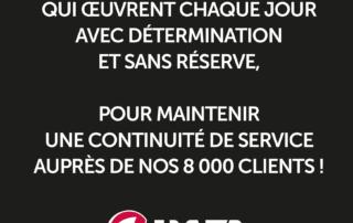 Approvisionnements Matières Premières - Continuité de service HAFA