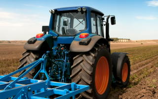 Norme Stage V - Tracteur agricole HAFA